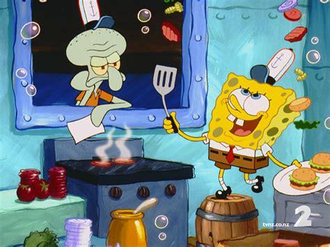spongebob at toystop