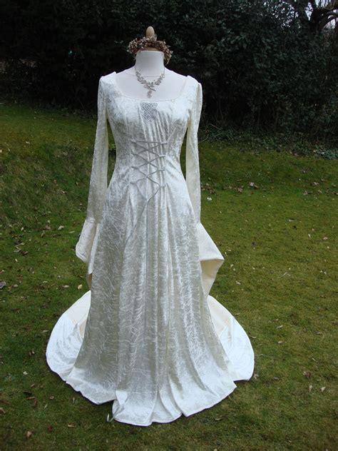 celtic wedding dresses celtic wedding dress pagan