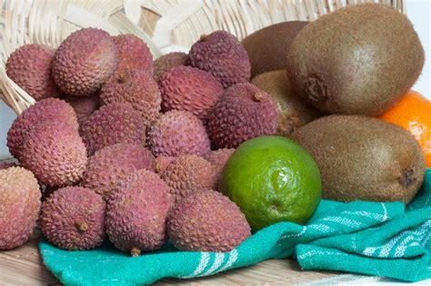 fruit similar to exotic fruit