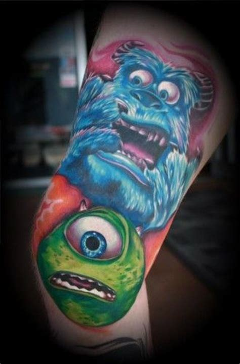 monsters ink tattoo milwaukee a tattoos s inc sully and mike