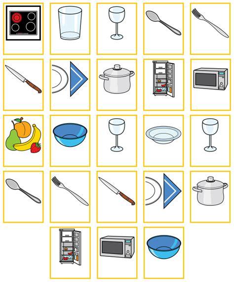 cosas para cocinar en casa logopedia y educaci 211 n partes de la casa en ingl 201 s