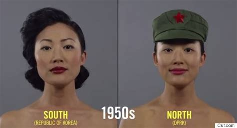 north korean hairstyles for women watch 100 years of korean beauty unfold in one minute