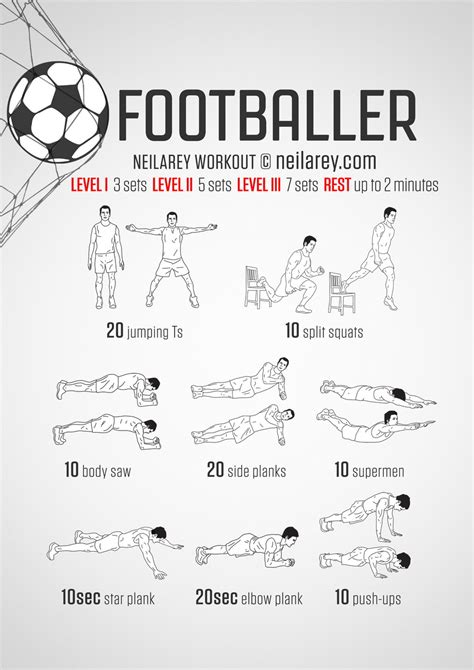 alesstoxiclife workout of the week footballer