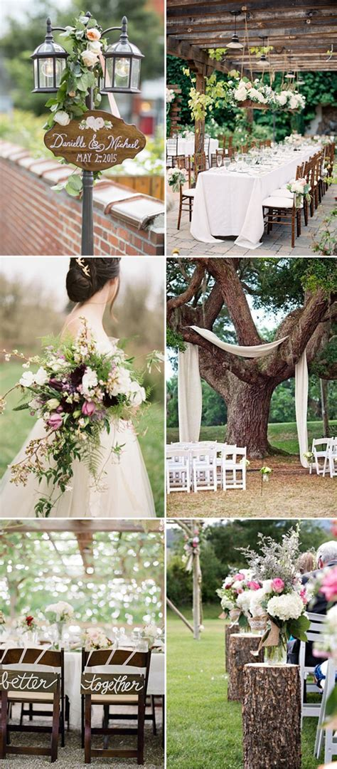 Wedding Ideas For Summer the best wedding themes ideas for 2017 summer