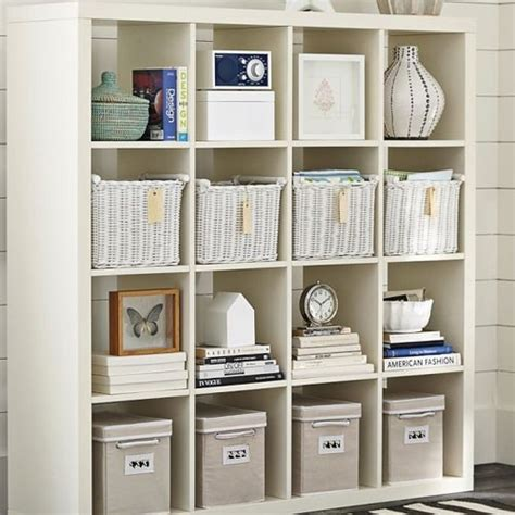 new ikea expedit room divider shelving unit bookcase