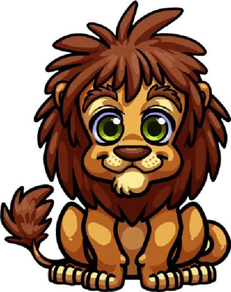 imagenes leones en caricatura leones en caricaturas imagui