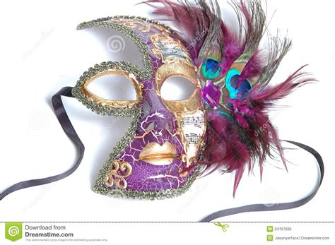 How To Make A Mardi Gras Mask Out Of Paper - mardi gras mask stock image image of disguise