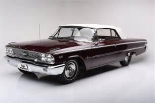 1963 ford galaxie 500 xl r code convertible 188876