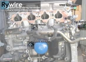 92 00 honda acura wiring sensor amp connector guide honda