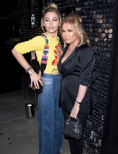 paris jackson kathy hilton ain t no party like a dior party because a dior party has