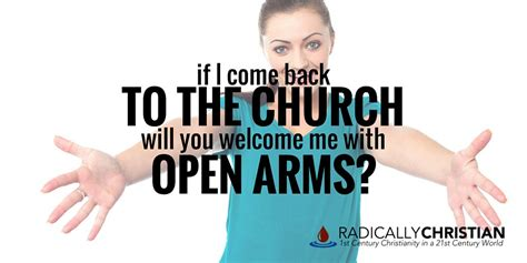 Come With Me Welcome Back by If I Come Back To The Church Will You Welcome Me With