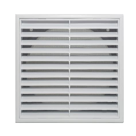 cabinet door ventilation grills builders edge 150mm white grill vent with insect screen bunnings warehouse