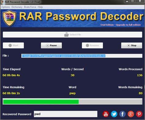 best winrar password unlocker 6 best rar password unlocker software free for
