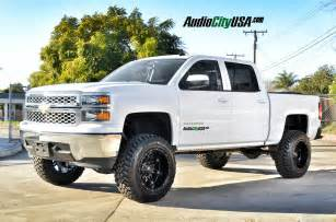 chevrolet silverado 1500 custom wheels fuel hostage 20x12