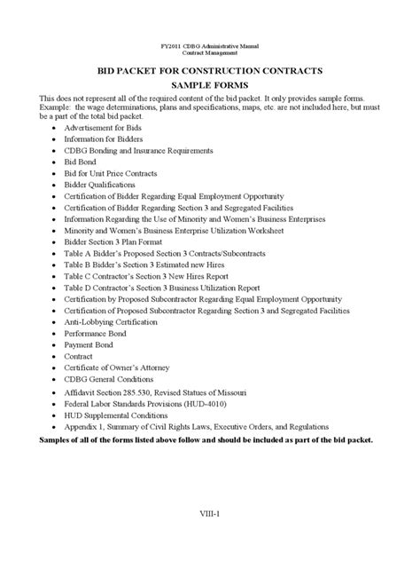 bid free construction bid template 3 free templates in pdf word