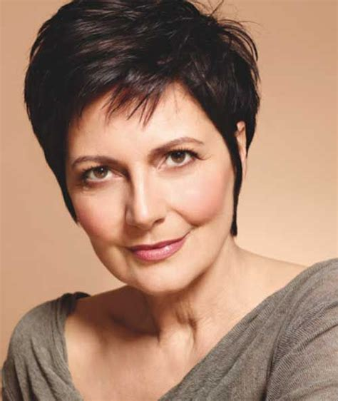 is the pixie cut good for a 60 year old 20 short haircuts for over 60 brown pixie hair pixie