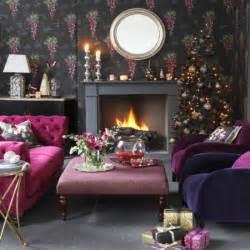 Christmas Rooms Home Decoration How To Make A Christmas Living Room