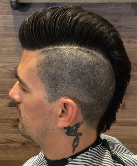 how to comb a mullet male the biggest contribution of mullet mohawk hairstyle to