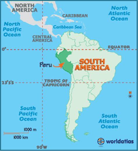 peru on the map peru map geography of peru map of peru worldatlas