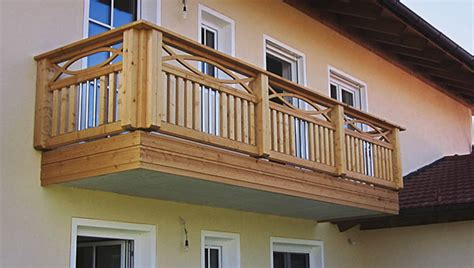 treppengeländer holz bausatz balkon handlauf aus holz balkongel nder aus holz paletten