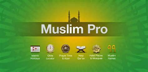 muslim apk muslim pro azan quran qibla apk apk bengor