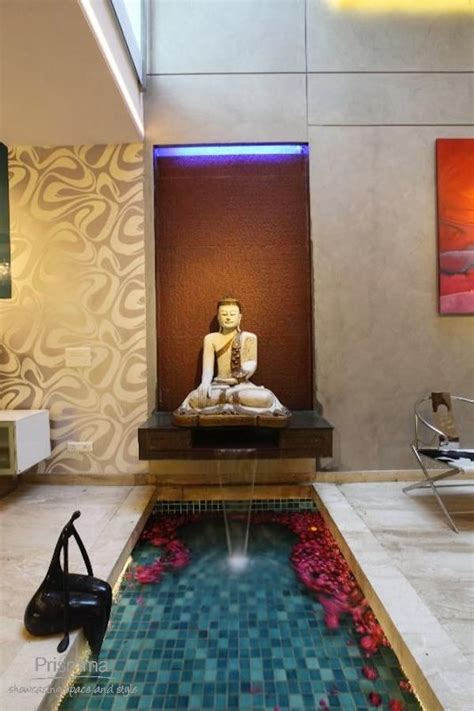 water body feature kapil aggarwal  buddha  home