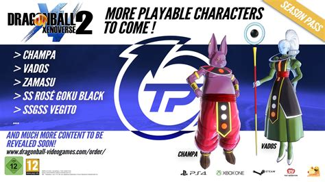 quot dragon ball xenoverse 2 quot official discussion thread