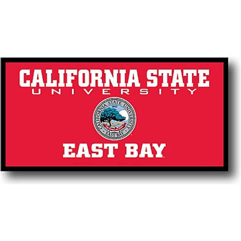 Mba In California State East Bay by California State East Bay 18 X 36 Banner
