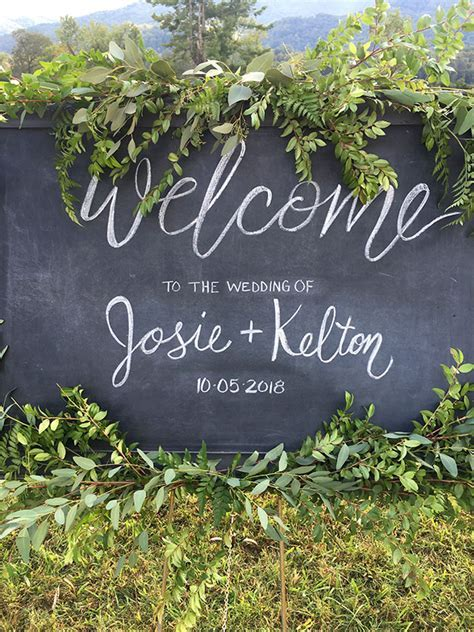 Wedding Photos: Josie Bates and Kelton Balka Are Married