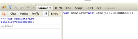 javascript date format undefined javascript date object with variable says undefined
