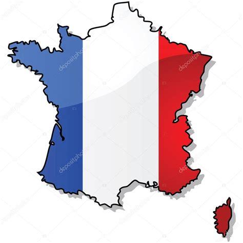 francs fcil para la 8467044438 国旗的法国地图 图库矢量图像 169 bruno1998 14265685