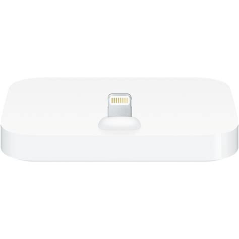 Lightning Charging Dock For Iphone Charger Tempel Wireless Murah Ori Iphone Lightning Dock White Apple