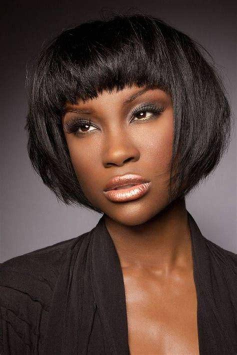 30 best bob haircuts for black women bob hairstyles 2015 short futuristic fashion sketch 1 just women fashion
