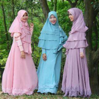 Harga Gamis Merk Arniz solusi til cantik dan modis sesuai syariah gamis syar