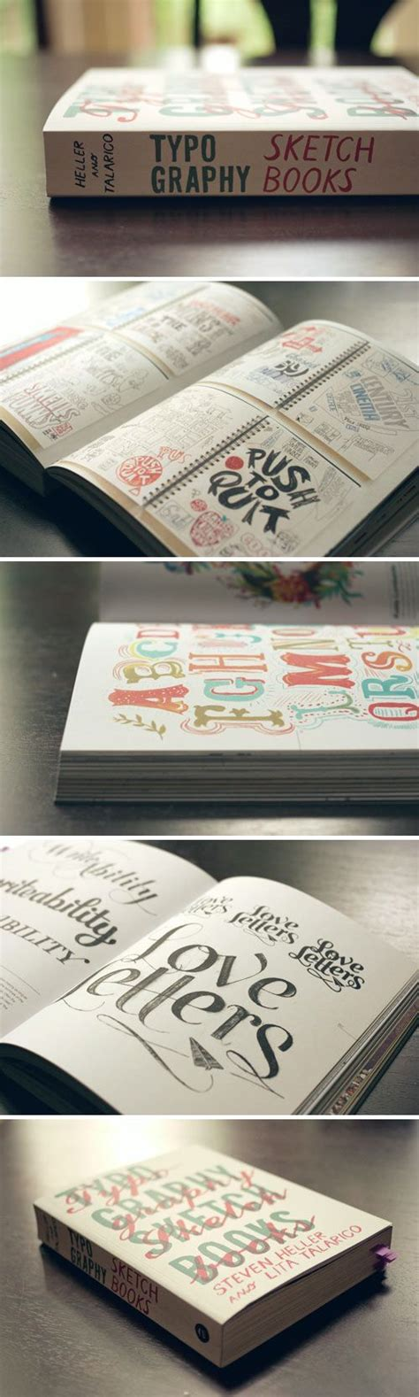sketch book typo quotes typo typography sketchbooks codesign