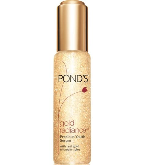 Serum Gold Radiance pond s gold radiance serum 30 ml