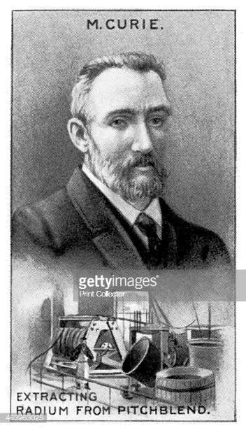 pierre curie pierre curie physicist stock photos and pictures getty