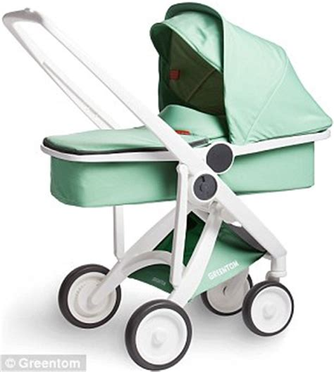 Sale Stroller Creative Baby Clasic Exclusive company greentom launches the green baby stroller made of recycled bottles daily mail