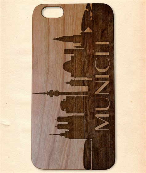 Handmade Wooden Iphone Cases - munich germany handmade wooden cover for iphone 6 6s