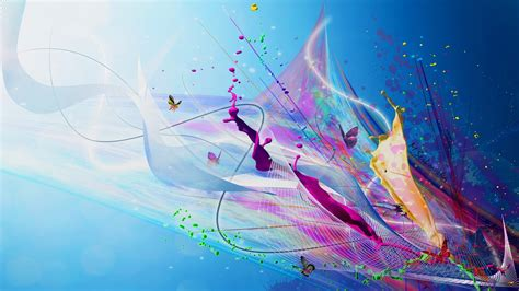 #VDG 45 Art Of Butterflies Wallpapers, Art Of Butterflies