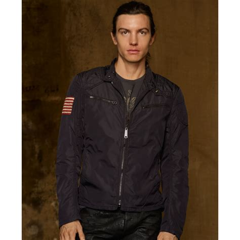 Lyst   Denim & Supply Ralph Lauren Motorcycle Jacket in