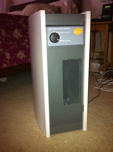 aerus lux guardian air purifier review  discount