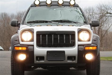 jeep liberty renegade light bar 2003 jeep liberty renegade 4x4 home