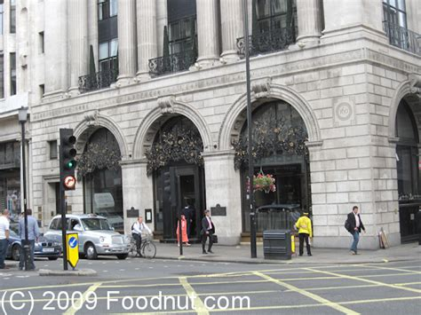 Fish Home Decor Accents by The Wolseley Restaurant Review London Uk British Restaurant