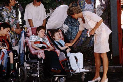 princess diana s children princess diana photos charity work tours successstory