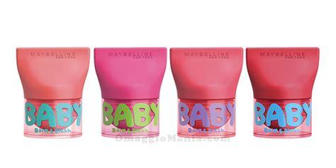 Maybelline Baby Di Alfamart diventa tester di maybelline baby balm blush