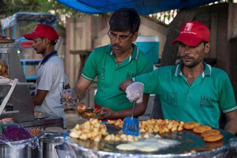 serie street food hashitag