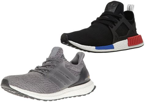 Adidas Nmd Ultra Boost For adidas ultra boost vs nmd comparingshoes