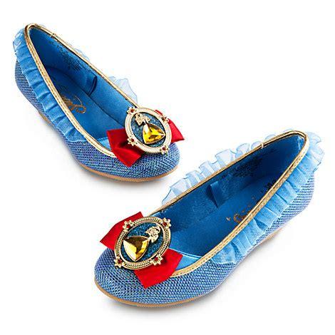 disney store authentic snow white princess shoes 7 8