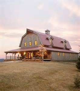 Metal Barn House Plans best 25 metal barn homes ideas on pinterest